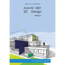 AutoCAD 2021 - 2D Videregående