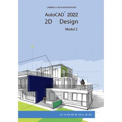 AutoCAD 2022 - 2D Videregående