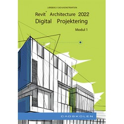 TL Medlemstilbud: Revit Architecture 2022 - Grundlæggende  inkl. Online kursus
