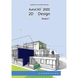 Medlemstilbud: AutoCAD 2022 - 2D Grundlæggende inkl. Online kursus
