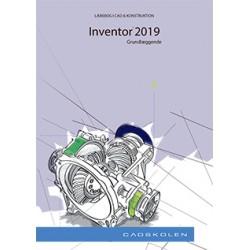 Inventor 2019 - Grundlæggende