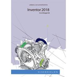 Inventor 2018 - Grundlæggende