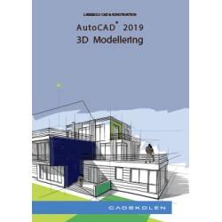AutoCAD 2019 - 3D Modellering