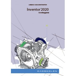 Inventor 2020 - Grundlæggende